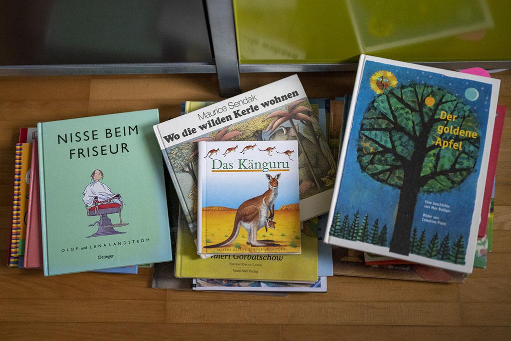 Bilderbücher - Vorlesen ist Glück im Familienalltag