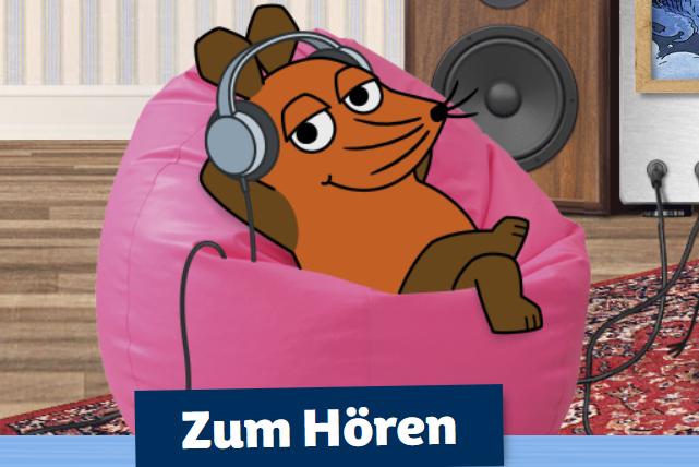 Podcasts für Kinder - Podcast mit der Maus